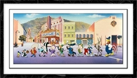 Looney Tunes on Parade - Warner Bros. By Clampett Studios