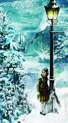 Lucy and The Lamppost
