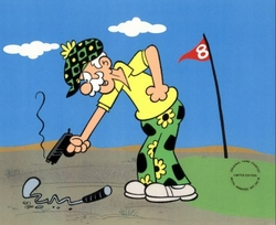 Major from Beetle Bailey