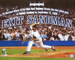 Mariano Rivera <br> Exit the Sandman