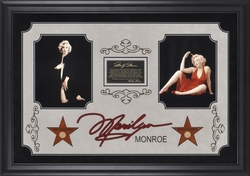 Marilyn Monroe Double Photo Collage