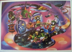 Marvin's Pad Marvin The Martian