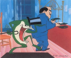 Michigan J. Frog Wild About Harry
