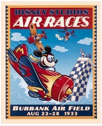 Mickey's Air Races