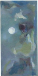 Moon & Clouds-canvas