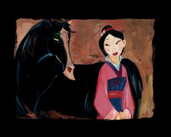 Mulan and Kahn  - limited availability