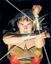 Mythology Wonder Woman Paper