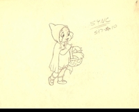 Original Production Cels & Drawings