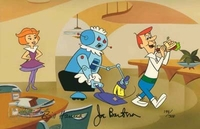 Rosie Cleans Up - The Jetsons