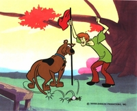Scooby Doo & Shaggy - Good Friends - Golf