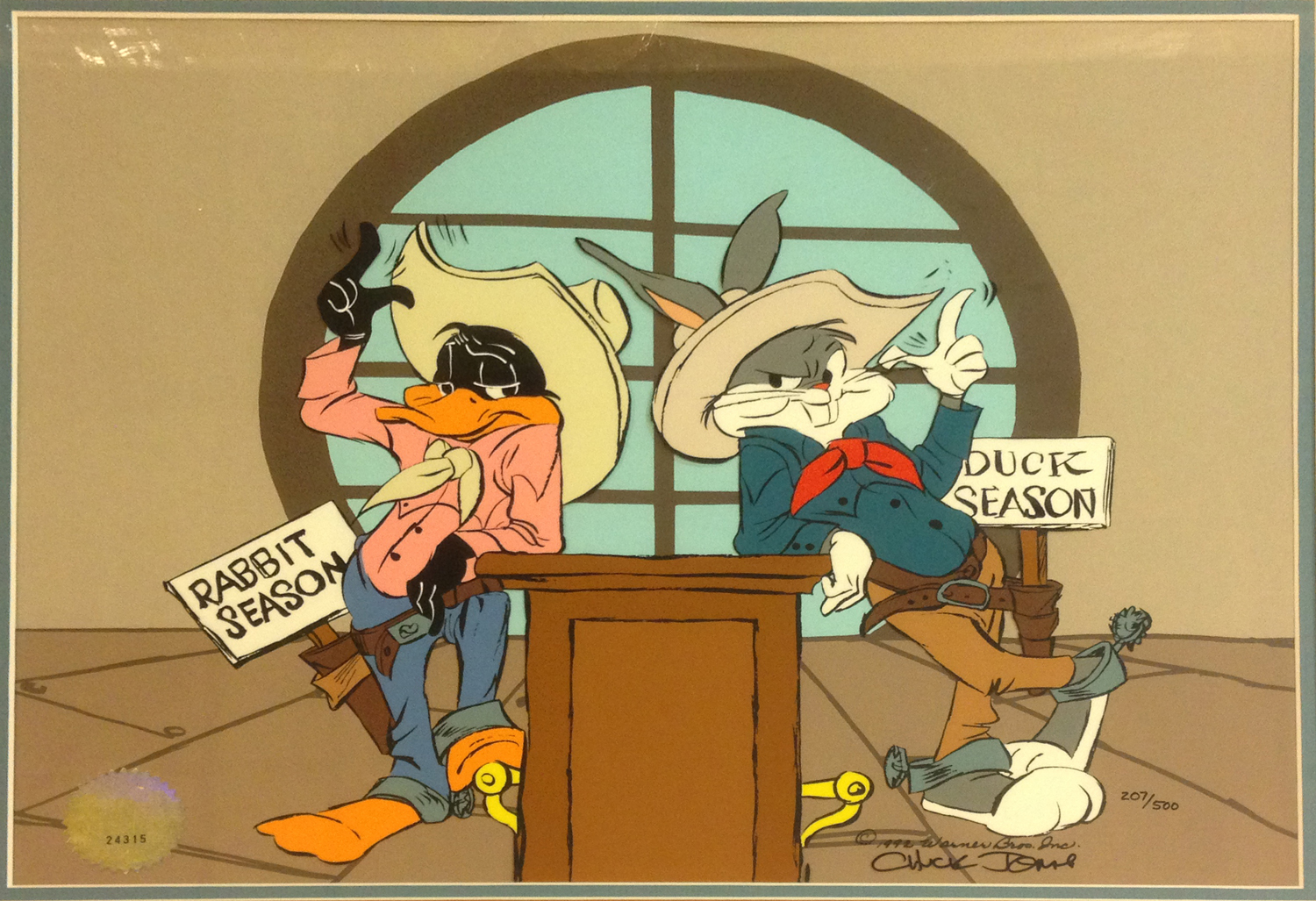 Daffy Duck And Bugs Bunny Show Bugs Bunny And Daffy D...