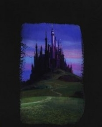 Sleeping Beauty <br> Castle Canvas