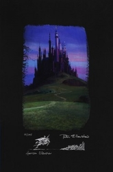Sleeping Beauty <br>Castle Canvas(Deluxe)