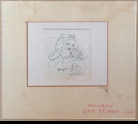 Original Production Drawings