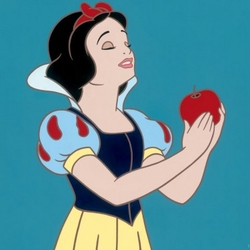 Snow White with the Apple