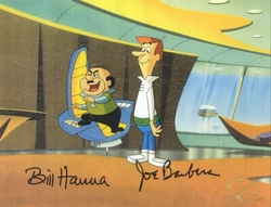 Spacley & George from The Jetsons