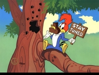 Woody Woodpecker Art