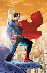 Superman  For Tomorrow - Paper