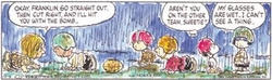 The Cartoon Collection: In the Puddles