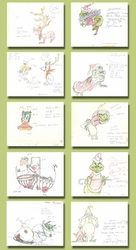 The Grinch 35th Anniversary Portfolio