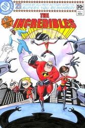 """""""The Incredibles #1"""""""