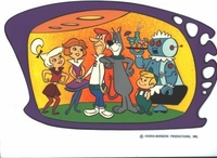 The Jetsons Publicity Cel - The Jetsons