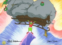 The Strength of 10 Grinches + 2 Grinch - Grinch