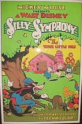 "The Three Little Pigs ""Silly Symphony"""