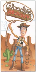 Toy Story Poster - Woody