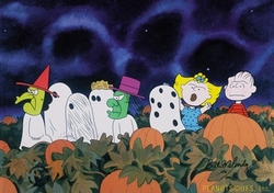 Trick or Treat from It's the Great Pumpkin, Charlie Brown