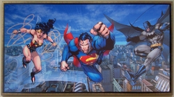 Trinity Canvas by Jim Lee
