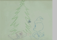 Tweety Bird Production Drawing - Production Drawings