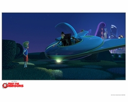 Up to no Good - Meet The Robinsons Paper