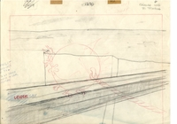 Wile E Coyote Prod Pencil - Production Drawings