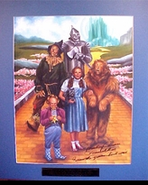 The Wizard Of Oz Art