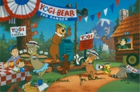 Yogi For Ranger - Yogi Bear