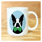 Boston Bow Tie Mug