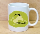 Capricorn Zodiac Coffee Mug