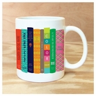 Happy Books Mug