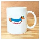 Hot Diggity Dog Mug