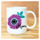 Mom Big Bloom Mug