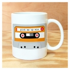 Pick Me Up Mix Tape Mug