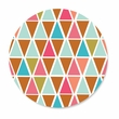 SIENNA BIG TRIANGLES coasters <br> box of 12