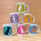 Smitten for Kitten Mugs