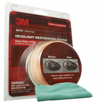 3M Headlight Lens Restoration System & Microfiber Cloth