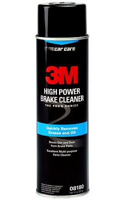 3M High Power Brake Cleaner 14 oz.