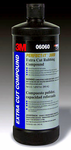 3M Perfect-It 3000 Extra Cut Rubbing Compound