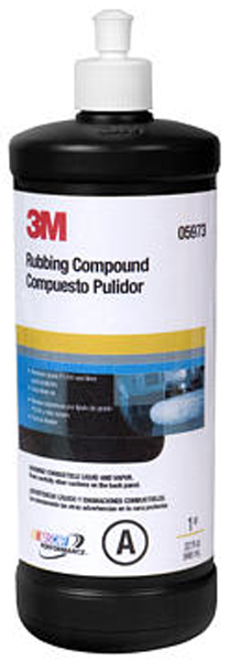 3M Perfect-It II Rubbing Compound 1 Qt