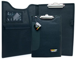 """9"""" x 12"""" Padded Clipboard with Inside Pockets"""