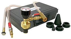 Airlift Cooling System Leak Checker And Airlock Purge Tool Kit